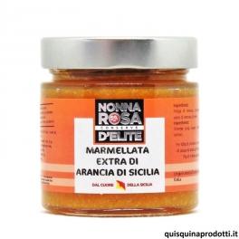 Marmellata di arancia siciliana